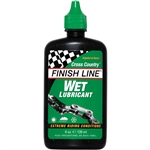 Finishline Cross Country Wet Chain Lube 4 oz
