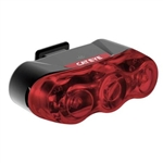 Cateye Rapid 3 Rear Led Light