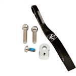 K-Edge Pro Road Braze-on Double Chain Catcher