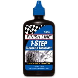 Finishline 1-Step 4 oz