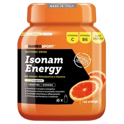 Named sport isonam energy 480g