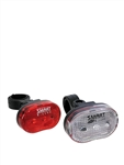 Smart E-Line Front and Rear LED Light Set